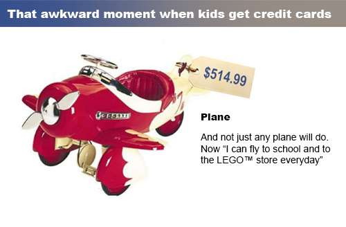 a child's toy airplane