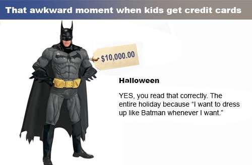 Purchasing halloween