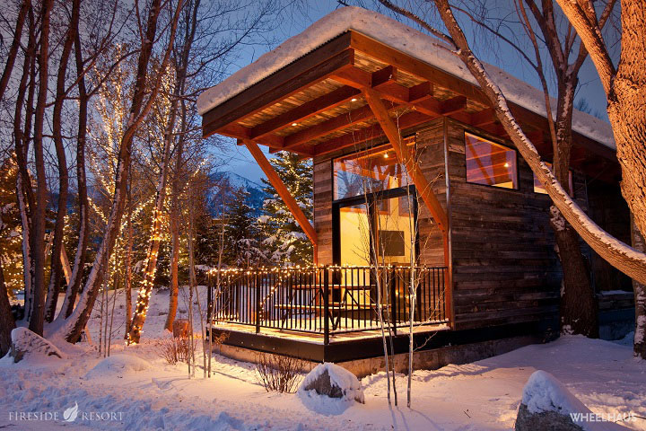 hole cabins winter wyoming moose vacation blue rustic jackson lodge the in near cabin rentals