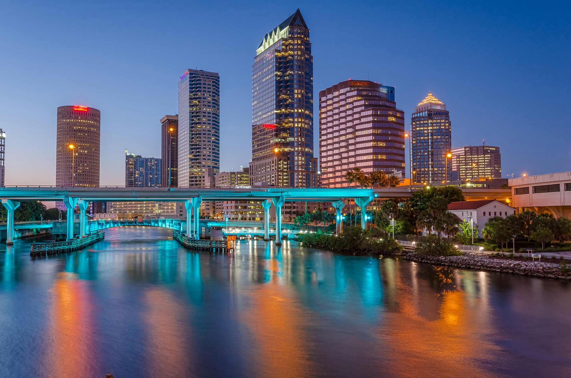 Your loan is here, Tampa!
