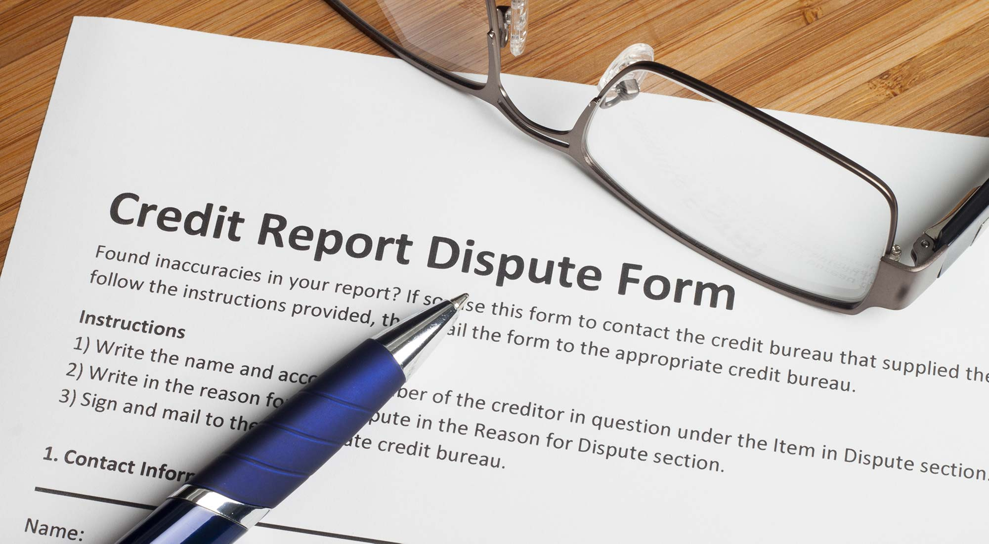 Credit Report Dispute >> Credit Dispute Letters When Are They A Good Idea
