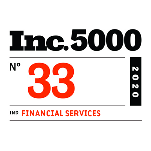 Inc 500 #33 Award Lendingpoint