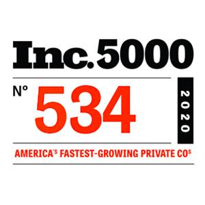 Inc 500 #534 Award Lendingpoint